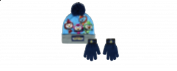 Gorros, guantes y bragas de cuello